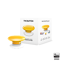 Кнопка управления Z-Wave FIBARO The Button yellow (желтая) - FIBEFGPB-101-4