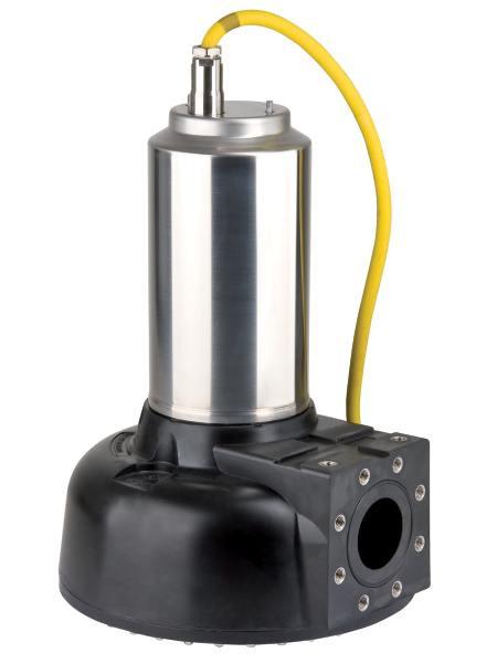 Насосы погружные для сточных вод Wilo-Drain TP 80/TP 100 , WILO (Германия)
