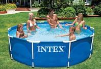 Intex 28200 (56997) бассейн каркасный 305 х76