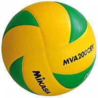 Мяч волейбольный Mikasa (MVA200 CEV), фото 1