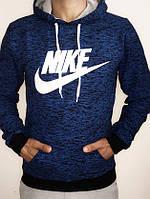 Мужской батник с капюшоном Nike