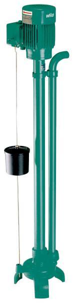 Насосы дренажные вертикальные  Wilo-Drain VC , WILO (Германия)