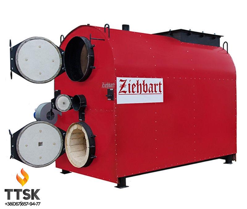 Пиролизный котел длительного горения Ziehbart 350