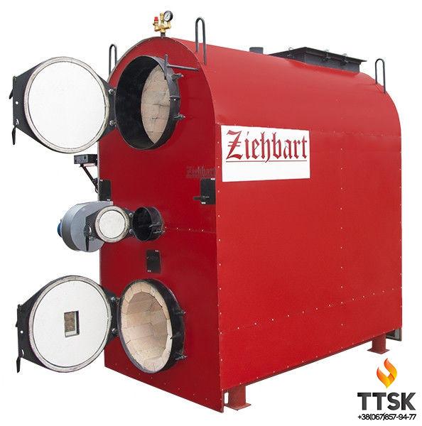 Пиролизный котел длительного горения Ziehbart 240