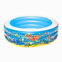 Детский бассейн bestWay 51121 надувной 152 х 51 см