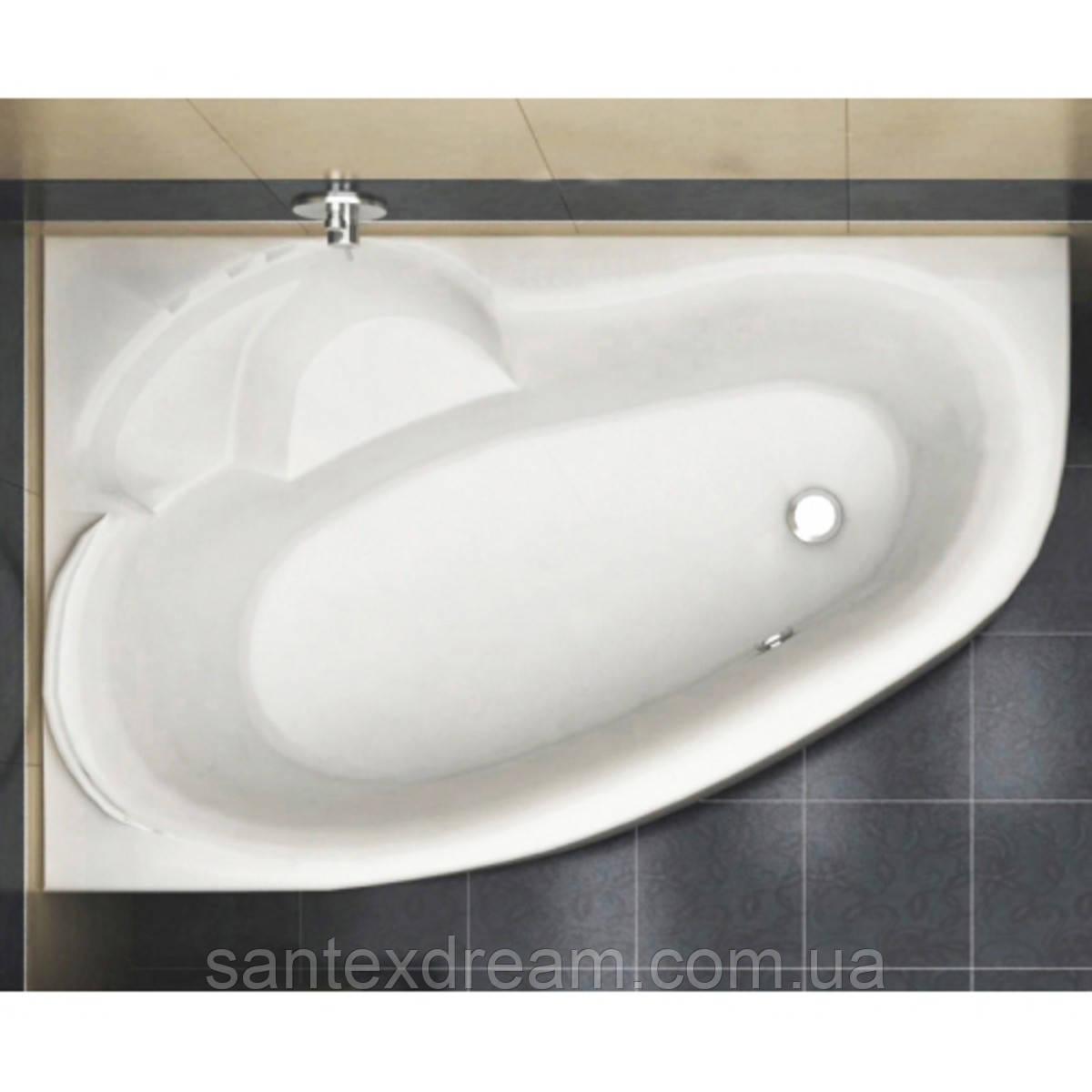 Ванна Koller Pool Karina 170x110 левая