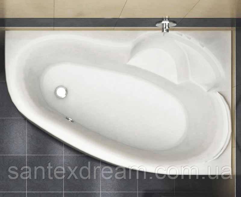 Ванна Koller Pool Karina 170x110 правая