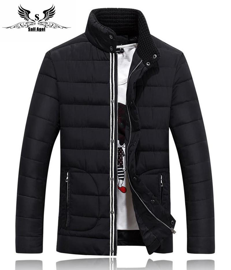 Мужская зимняя куртка. Модель 731