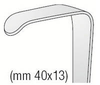 Ретрактор (роторасширитель) Langenbeck для мягких тканей 215 мм, Medesy 888/3