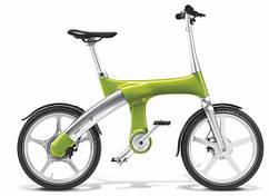 """Электровелосипед гибридный Mando Footloose IM G2 Green 20"""" (светло-зеленый)"""