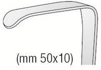 Ретрактор (роторасширитель) Langenbeck для мягких тканей 215 мм, Medesy 888/4, фото 1