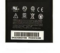 Оригинальный аккумулятор АКБ батарея HTC Evo 3D / BG86100 1600 mAh