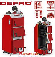 Твердотопливный котёл длительного горения Defro Optima Komfort Plus (Дефро Оптима Комфорт Плюс)