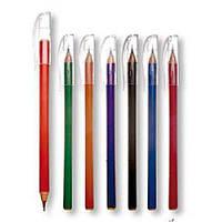"""Ручка в наборе шарико-масляная  """"Plaza Pine"""", 5 шт./наб, цвет - синий."""