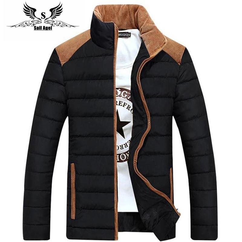 Мужская зимняя куртка. Модель 732