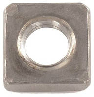Гайка квадратная низкая DIN 562, класс точности В