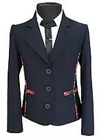 Пиджак школьный детский № 244/1 - KF 09C +D 60