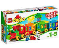 Детский конструктор Lego Duplo Считай и играй