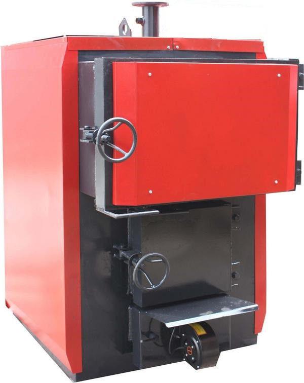Промисловий універсальний опалювальний котел тривалого горіння ARS 200 (АРС 200)