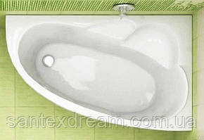Ванна Koller Pool Liona 140x90 правая