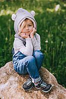 Детская шапка КИДДИ для девочек оптом размер 46-48-50
