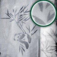 """Сетка москитная """"Панда"""" с рисунком, плотность 70г/м.кв., ширина 1,2м, длина 50м, фото 1"""