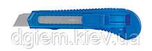 Нож канцелярский 18мм JOBMAX