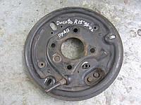 Опорный диск правый 321907394 б/у на Fiat Ducato, Citroen Jumper, Peugeot Boxer год 1994-2002
