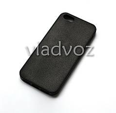 Чехол, бампер Iphone 5, 5S чёрный