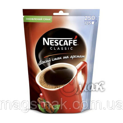 Кофе Nescafe Classic (Нескафе), 250, фото 2