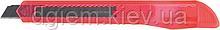 Нож канцелярский 9мм JOBMAX