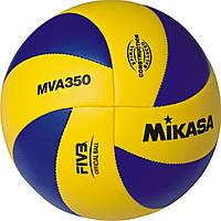 Мяч волейбольный Mikasa (MVA350), фото 1