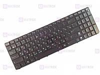 Оригинальная клавиатура для ноутбука Asus K73Sj, K73Sm, K73Sv, N50, N50A, N50Te, N50Tp series, black, ru