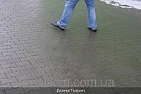 Плитка тротуарная Белая(Двойное Т)
