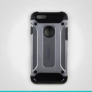 Бампер противоударный Spigen iPhone 4, 4s, фото 2