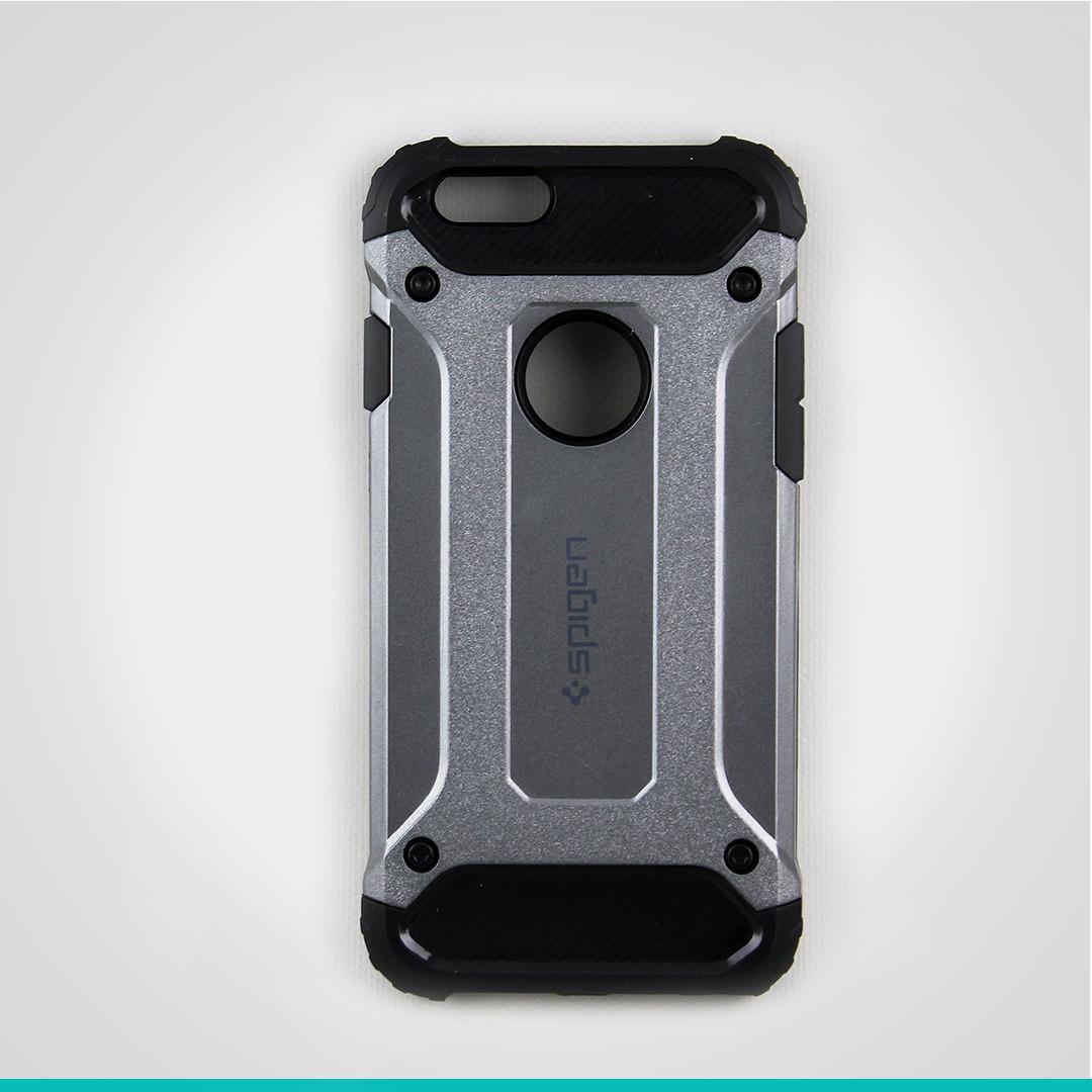 Бампер противоударный Spigen iPhone 4, 4s