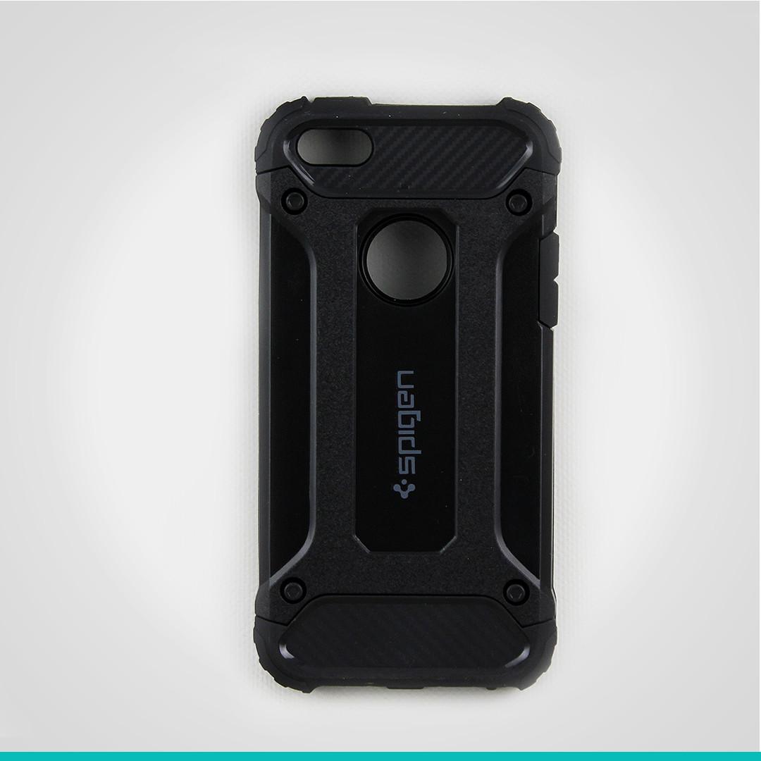 Бампер противоударный Spigen iPhone 5, 5s