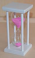 Деревянные песочные часы, фото 1