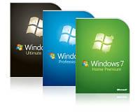 Установка Windows 7 (x86, x64)