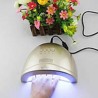 """Гибридная лампа для ногтей (Uv/led лампа )""""SUNone""""."""