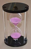 Стеклянные песочные часы, фото 1