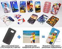 Печать на чехле для Samsung N920 Galaxy Note 5 (Cиликон/TPU)