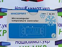 Контроллер Whicepart EL 974, двухдатчиковый (инструкция на русском языке)