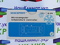 Контроллер Whicepart EL 974 двухдатчиковый инструкция на русском языке, фото 1