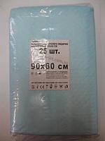 Пеленка впитывающая 90*60 см. / 25 штук / 21 VIKT