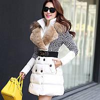 Женское демисезонное пальто куртка. Модель 736, фото 1