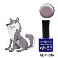 """Гель-лак для ногтей """"Серый волк"""""""
