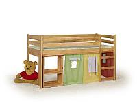 Кровать детская HALMAR EMI ольха