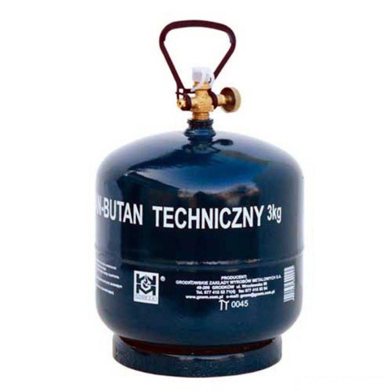 Баллон GZWM BT-3 газовый