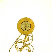 Женские механические часы-кулон СССР Чайка
